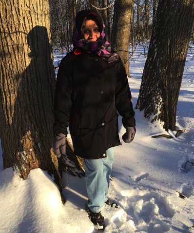 Meher at Fresh Pond